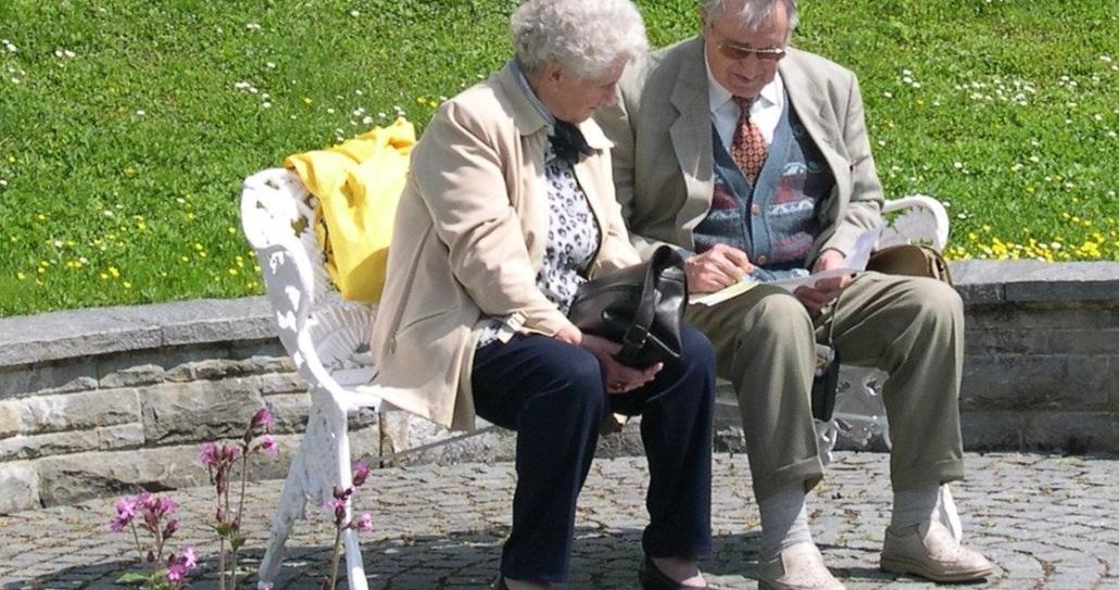 Paarberatung gemeinsam alt werden